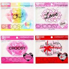 CHOOSY Art Lip Pack