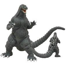 Godzilla 1989 Vinyl Coin Bank Figure