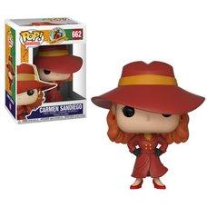 Pop! TV: Carmen Sandiego - Carmen Sandiego
