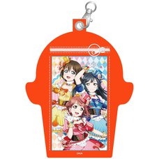 Love Live! Nijigasaki High School Idol Club Second Live A・ZU・NA Ticket Holder