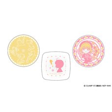 Cardcaptor Sakura Plate Set