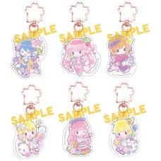 Vocaloid Acrylic Keychain Collection: Tomoko Fujinoki Ver.
