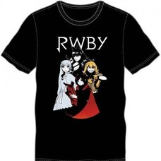 RWBY Group Black T-Shirt