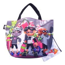 Splatoon Lunch Tote Bag w/ Pouch