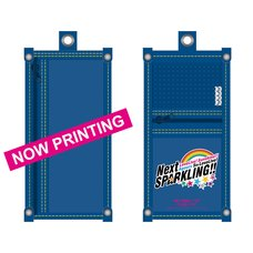 Love Live! Sunshine!! Aqours 5th Love Live! -Next Sparkling!!- Wallet Ticket Case