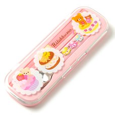 Rilakkuma Sweets Utensil Set