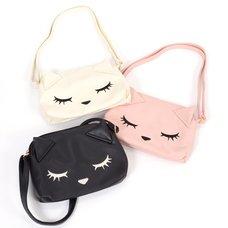 Osumashi Pooh-chan Shoulder Bag