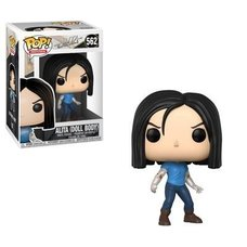 Pop! Movies: Alita: Battle Angel - Alita (Doll Body)