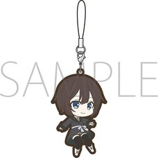 Wandering Witch: The Journey of Elaina Saya Rubber Strap