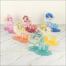 Hatsune Miku Summer Party Acrylic Stand Keychain Collection: Youno Ver.