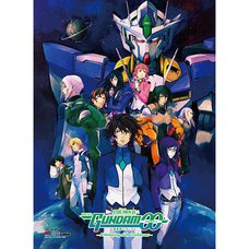 Gundam 00 Key Art Premium Wall Scroll