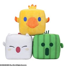 Final Fantasy Square Cushion Collection
