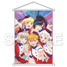 Love Live! Superstar!! START!! True Dreams Ver. B2-Size Tapestry