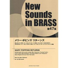 New Sounds in Brass Vol. 47: Mary Poppins Returns Ensemble