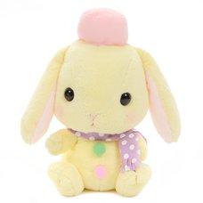 Pote Usa Loppy Snowman Rabbit Plush Collection (Jumbo)
