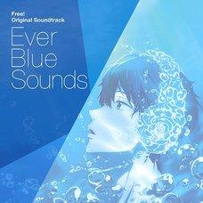 Ever Blue Sounds   TV Anime Free! Original CD Soundtrack