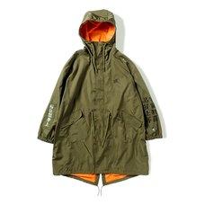 Special Attack Mods Khaki Coat
