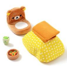 Rilakkuma Warm Kotatsu Lifestyle Set