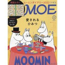 Moe November 2021
