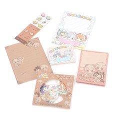 EVA STORE Original Eva Colon: Foil Sticker & Mini Letter Set