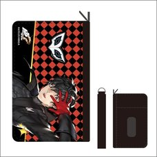 Persona 5 Royal Coin Case w/ Pass Case Collection