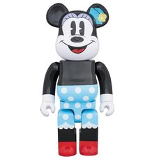 BE@RBRICK Minnie Mouse 400%