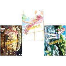 Tonikaku Kawaii Clear FIle Collection