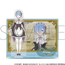 Re:Zero -Starting Life in Another World- Rem Multi Acrylic Stand