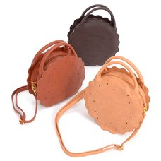 FLAPPER Biscuit 2-Way Duffle Bag