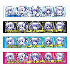Magical Girl Lyrical Nanoha: Reflection I Will Surely Help You Muffler Towel