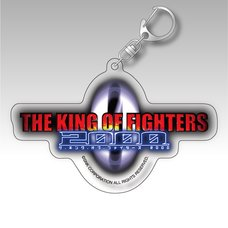 The King of Fighters 2000 Title Logo Acrylic Keychain