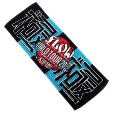 FLOW Kiwami World Tour 2015 Face Towel