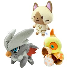 Monster Hunter Plush Collection Vol. 9