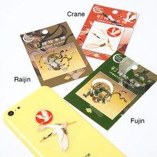 Color Maki-e Stickers