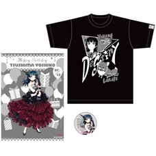 Love Live! Sunshine!! Season 2 Uranohoshi Girls' High School Store Birthday Present Set: Yoshiko Tsushima Ver.