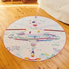 Summer Wars 10th Anniversary Rug