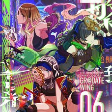 The Idolm@ster: Shiny Colors Gr@date Wing 06