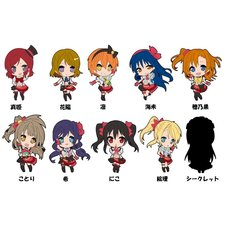 Love Live! Trading Rubber Straps Box Vol. 1
