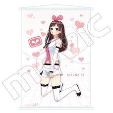 Kizuna AI B2 Tapestry