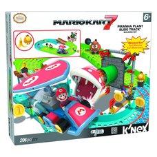 K'Nex Mario Kart 7 Piranha Plant Slide Track Set