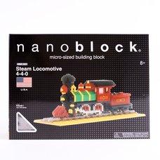 Nanoblock Locomotive
