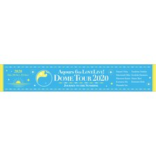 Aqours 6th LOVELIVE! Dome Tour 2020 Muffler Towel ~Journey to the Sunshine~