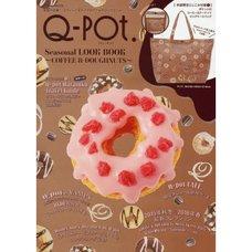 Q-Pot Seasonal Look Book - Coffee & Doughnuts