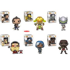 Pop! Games: Overwatch Series 4 - Complete Set