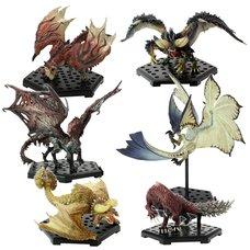 Capcom Figure Builder Monster Hunter Standard Model Plus: The Best Vol. 9-11 Box Set