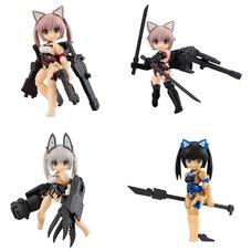 Desktop Army KT-322f Frame Arms Girl Innocentia Series