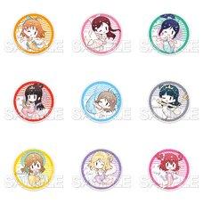Love Live! Sunshine!! School Idol Diary 9 Mermaids☆ Acrylic Sticker Collection