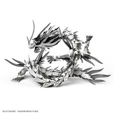 Classic of Mountains and Seas Series Ink Dragon Plastic Model Kit
