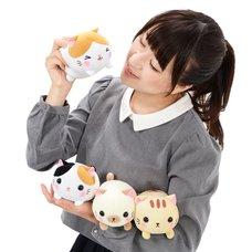 Mochikko Neko Nyanzu Vol. 2 Cat Plush Collection (Standard)