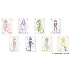 Cardcaptor Sakura Postcard Set